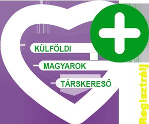 Külföldi magyarok társkereső